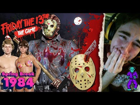 🔴 LIVE - FRIDAY THE 13TH: THE GAME - NEW UPDATE - (INTERACTIVE STREAMER) 15K SUBSCRIBER HYPE
