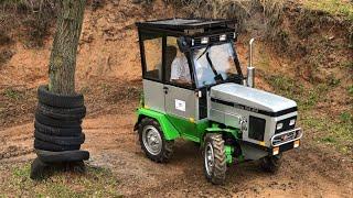 Tractor Show | Homemade Tractors - Žebnice 2021
