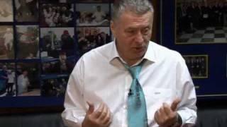 В.В. Жириновский - О жизни и о себе