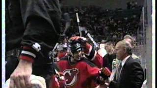Rangers Devils 1994 - Games 1-6 highlights (ESPN)