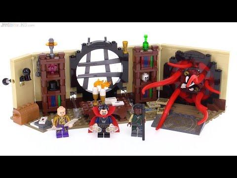 NEW LEGO MARVEL SUPER HEROES  76060 DOCTOR STRANGE/'S SANCTUM SANCTORUM  2016