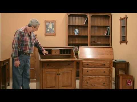Barn Furniture - Amish Secretary Desks