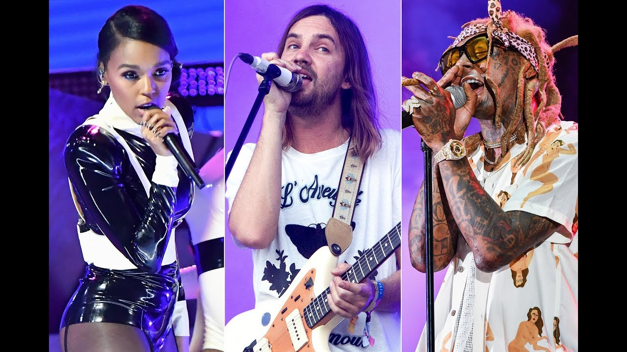 Lollapalooza Reveals Some of 2019 Lineup: Lil Wayne, Tame Impala, Janelle Monae