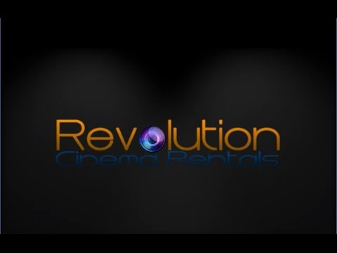 Revolution Cinema Rentals