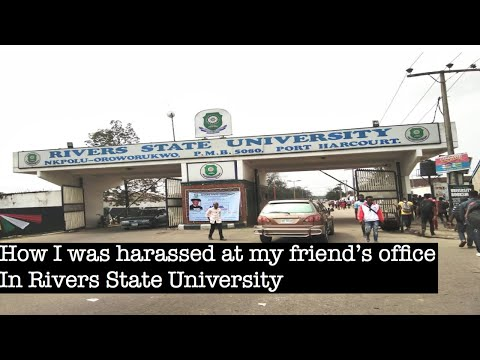 How I Was Almost Harassed At Rivers State University| Port Harcourt Vlog|  Travel Vlog