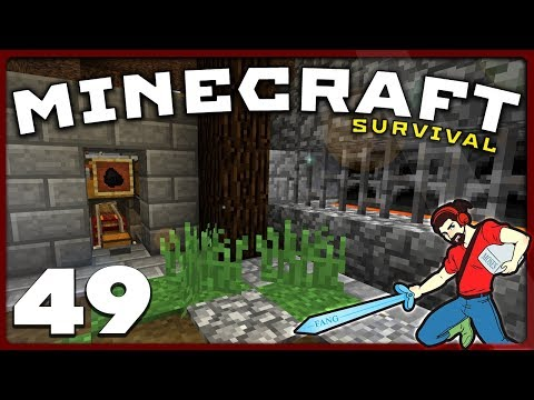 Minecraft Survival | FIXING THE JANK!  || [S01E49] Vanilla 1.12 Lets Play