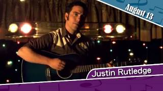 Justin Rutledge, August 13th 2014