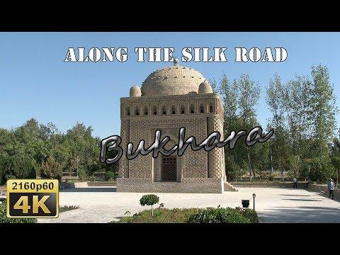 Bukhara, Guided City Walk, Part1 - Uzbekistan 4K Travel Channel