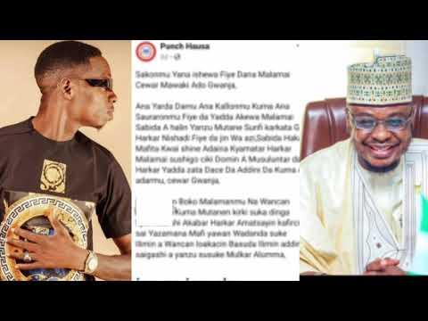 Download Wata Sabuwa Ado Gwanja Ya Tabo Malamai 🤔