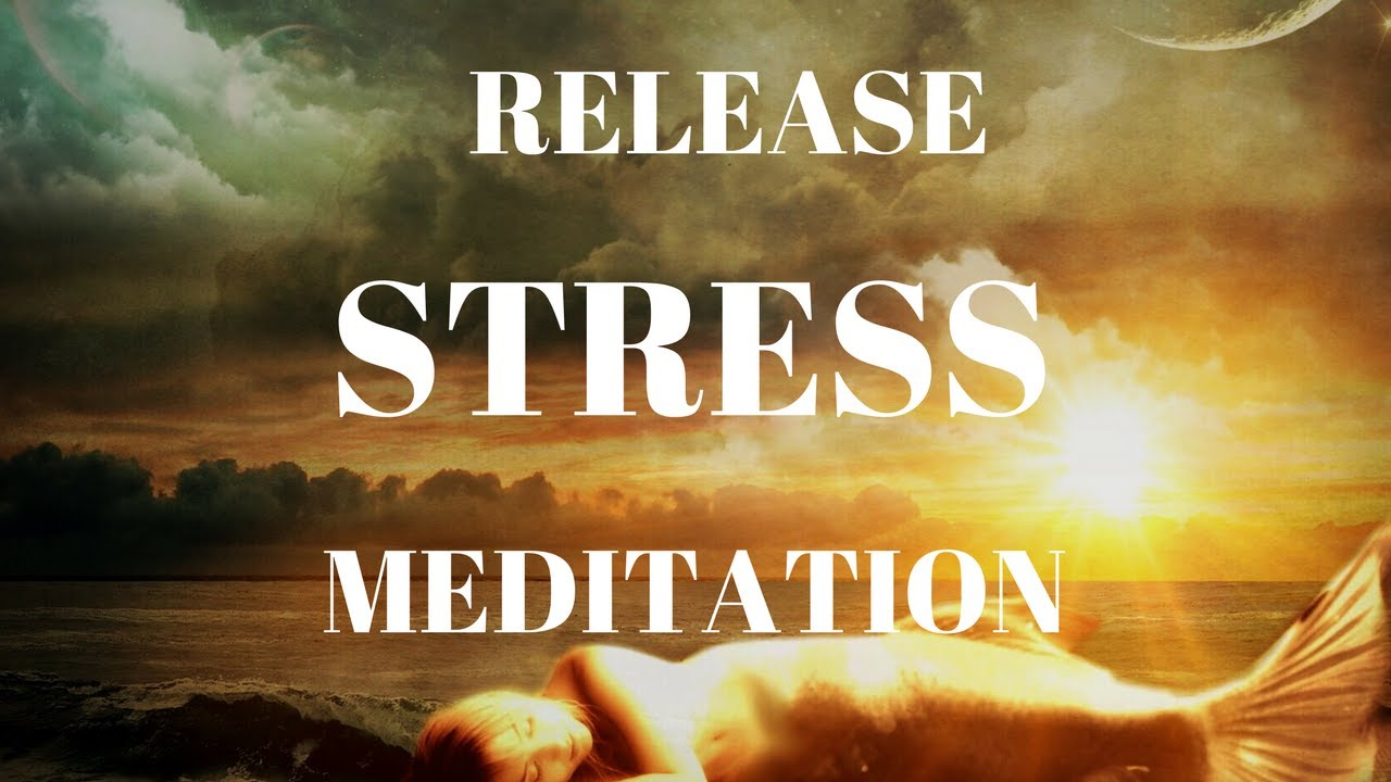guided meditation for stress and sleep