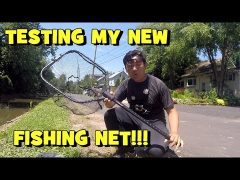 A CHALLENGING Fishing Session!!! Testing my NEW MADBITE NET!