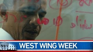 "West Wing Week 1/17/14 or ""Give Peace a Chance"""