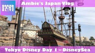 Video Ambie's Japan Vlog: Tokyo Disney Day 1 - DisneySea download MP3, 3GP, MP4, WEBM, AVI, FLV Oktober 2018