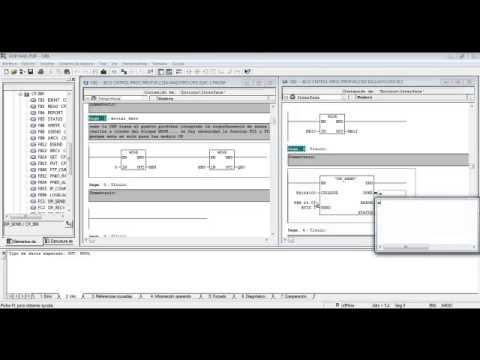 comunicacion profibus STEP 7 - CPU 314C-2PN DP y CP 342-5