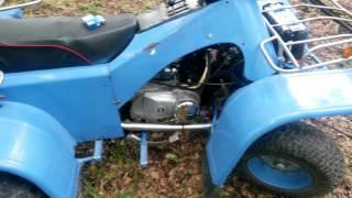 ЗИМ 350. Двигатель Планета 5 с водянкой