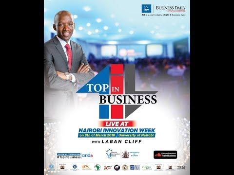 Top in Business Nairobi Innovation week