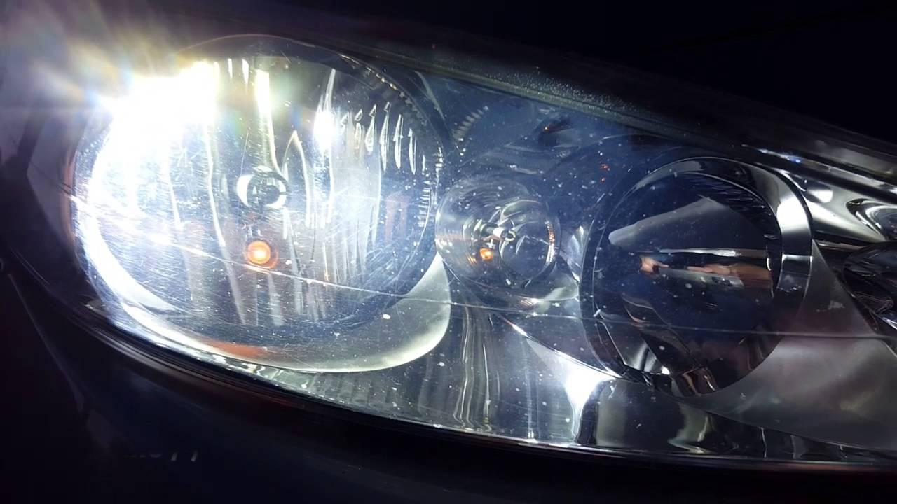 Installation 22 Et Led Peugeot Suite Avis Retour 207 Sur TF1lc3JK