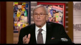 Brokaw: We are at war and Obama has shown
