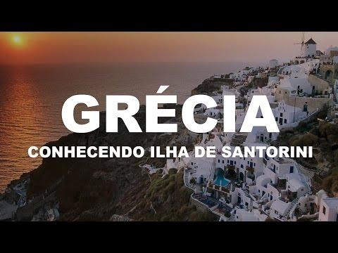 Santorini - Paixão