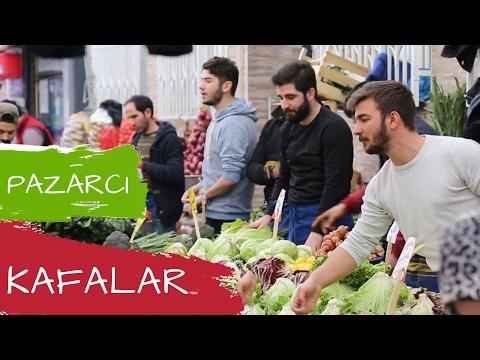 PAZARCILIK YAPTIK - #kafalarisbasi 🥒🍅🍋