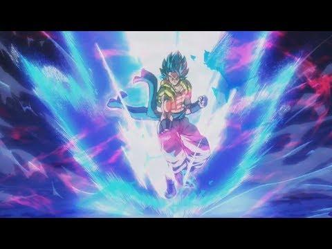 Super Saiyan Blue Gogeta Looks Amazing Dragon Ball Super Broly Trailer Reaction