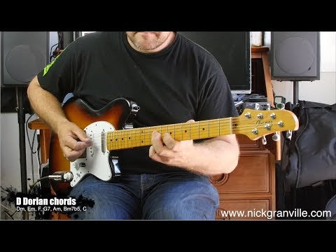 Jazz Fusion Guitar Lesson: Soloing on 1 Chord Vamps!