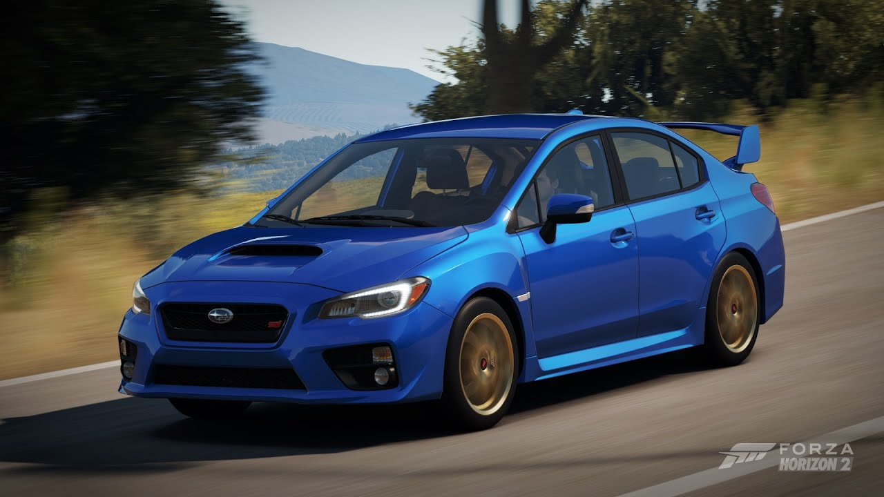 subaru wrx sti 2015 wallpaper hd