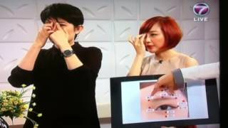 西老师 MasterXi NTV7《活力加油站》改善黑眼圈美容穴位按摩