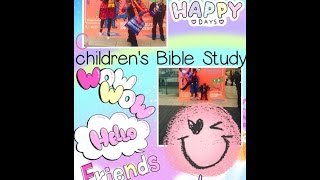 Fun Bible Study By Kids For Kids  ( John  Chapter 2 )