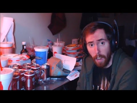Asmongold cleans his desk on stream MOLD WARNING  YouTube