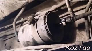 Замена топливного фильтра Газель, Соболь инжектор