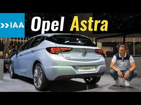 Рестайл Opel Astra - что нового? Обзор Опель Астра 2020