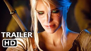 PS4 - Gwent : The Witcher Card Game Cinematic Trailer