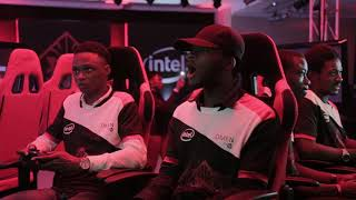 Omen Masters Lagos ...Gamers !! #DominateTheGame