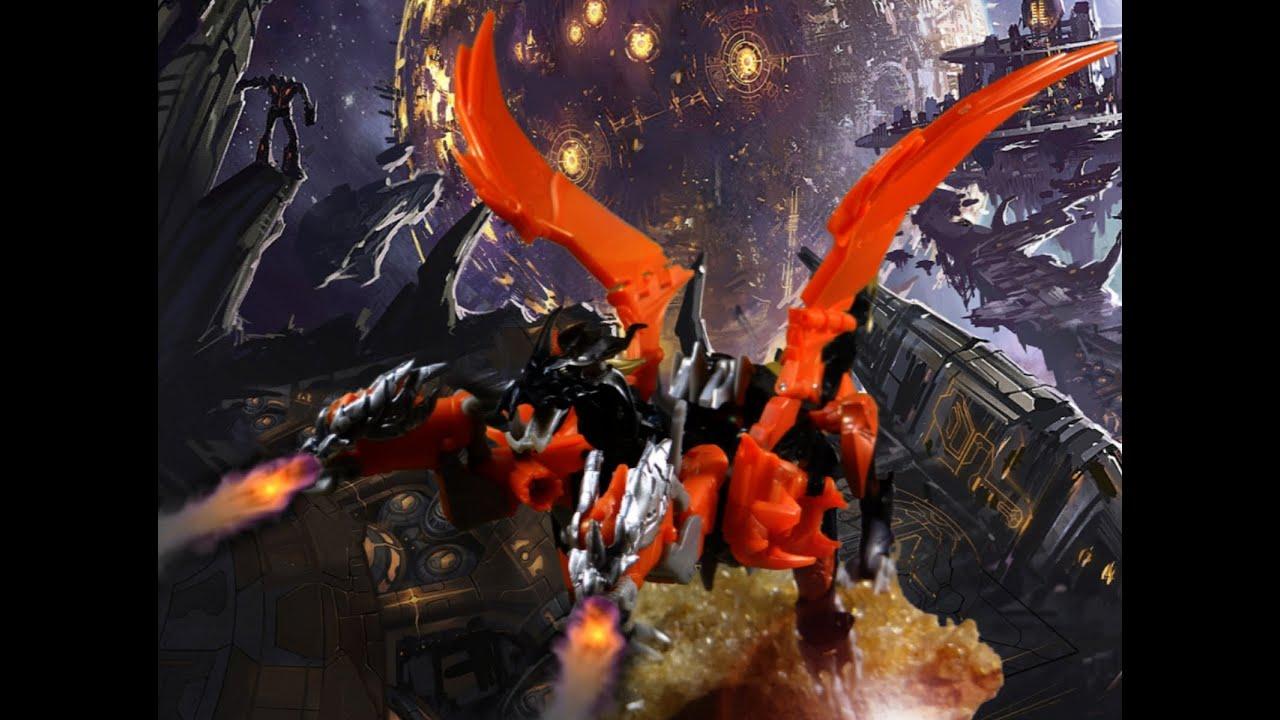 Transformers Prime Beast Hunters Voyager Class Predaking ...
