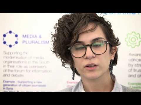Journée mondiale de la liberté de la presse - interview d'une journaliste libanaise