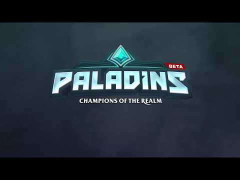 PALADINS Cinematic Trailer - No One Escapes the Law (2017)