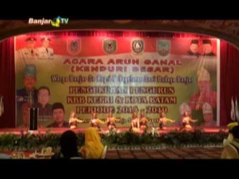 Banjar TV Aruh Ganal di Batam
