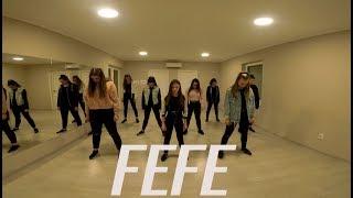 6ix9ine,Nicki Minaj - FEFE / K92 HIP HOP DANCE