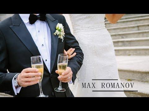 WEDDING CLIP. Красивая пара. Макс Романов