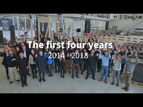 The first 4 years of the NCCR Digital Fabrication