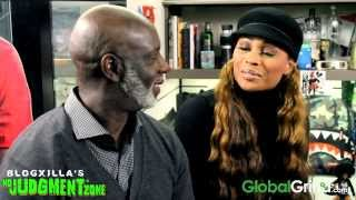 Cynthia Bailey and Peter Thomas Call Michael Jordan A Sore Loser!