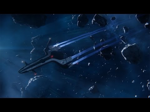 EXCLUSIVE: MASS EFFECT: ANDROMEDA - Official CES 2017 Trailer