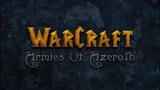 WarCraft Armies Of Azeroth StarCraft II Mod