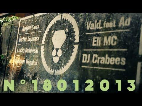 N�2013 / Ilenazz, Na.k / Dico, Ethor Skull, Missak, Vald, AD / Anton Serra, Lucio Bukowski