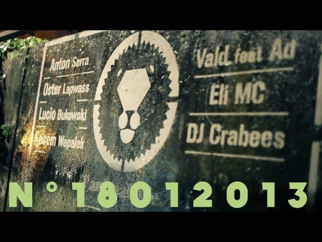 N°18012013 / Ilenazz, Na.k / Dico, Ethor Skull, Missak, Vald, AD / Anton Serra, Lucio Bukowski