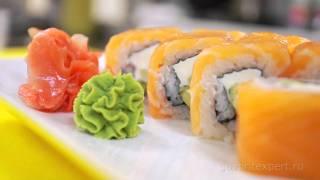 Что такое Суши по-русски? Русские Суши и Роллы /Russian sushi rolls/ Говорит ЭКСПЕРТ /Says Expert/