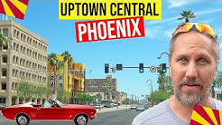 Phoenix, Arizona Tour (Central Phoenix): Moving / Living In Phoenix, Arizona