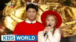 Baixar Park Bogum & Irene (박보검 & 아이린) - Jingle Bell Rock [Music Bank Christmas Special / 2015.12.25]