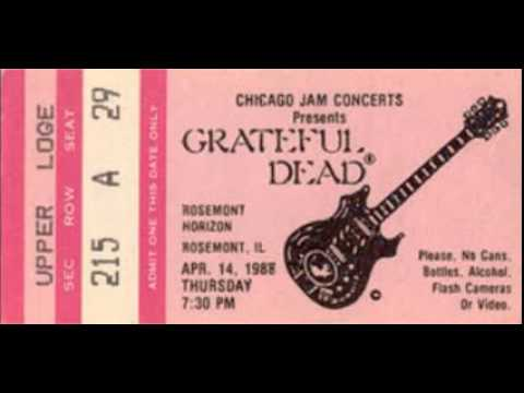 Grateful Dead - Black Peter 4-14-88 mp3